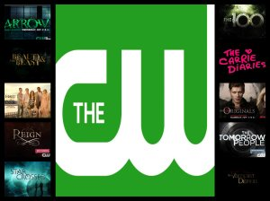 THE CW COLLAGE